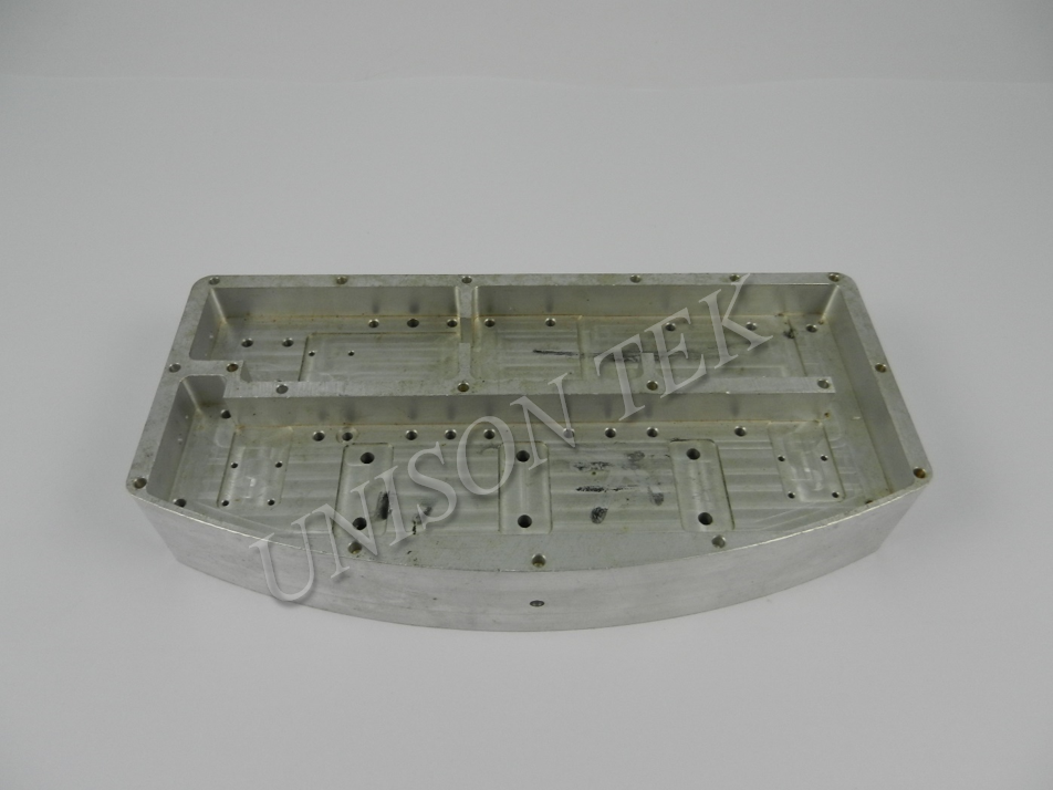 Aluminum Milled Part