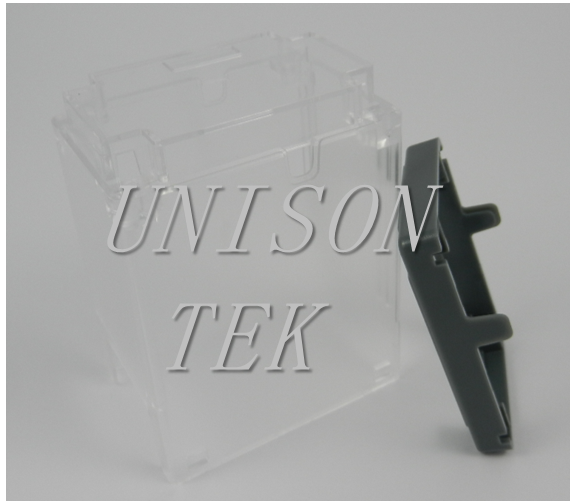 Plastic Injection Molded Assembly For Relays Equipment 2