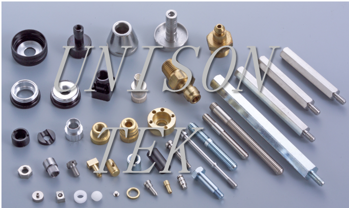 CNC Turning Parts CNC Turned Parts Machining Service