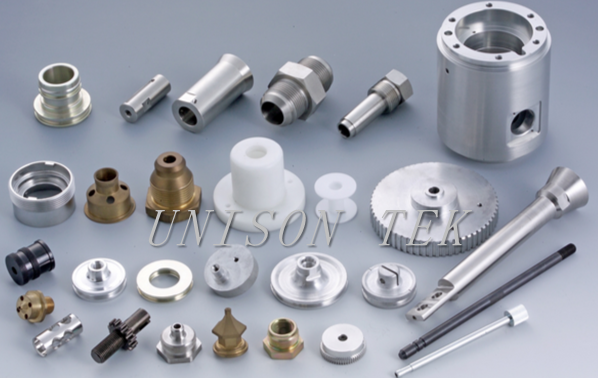 precision metal products from unisontek