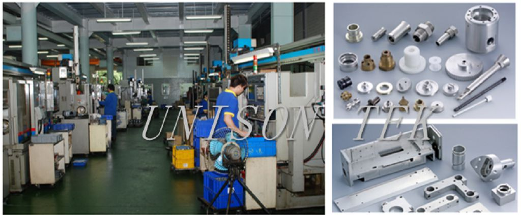 CNC Machine Shop Milling Parts Turning Parts