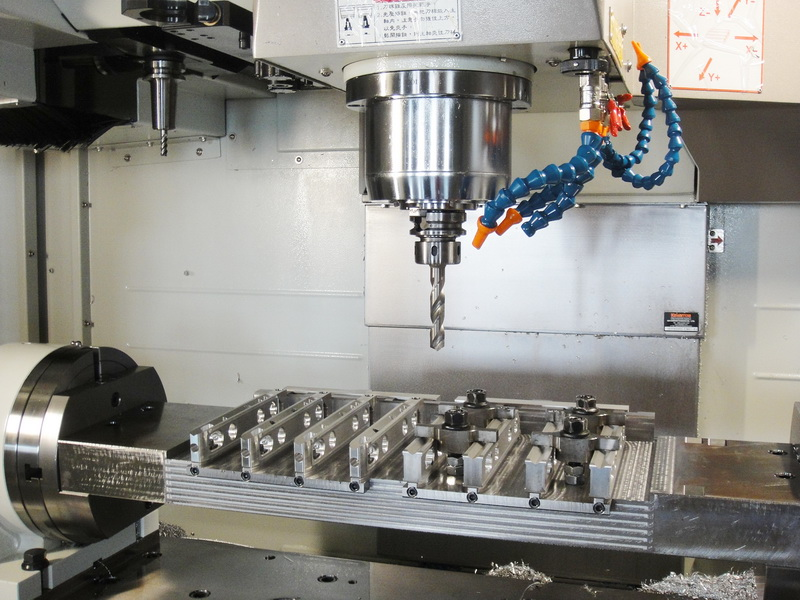 CNC Machining Process picture