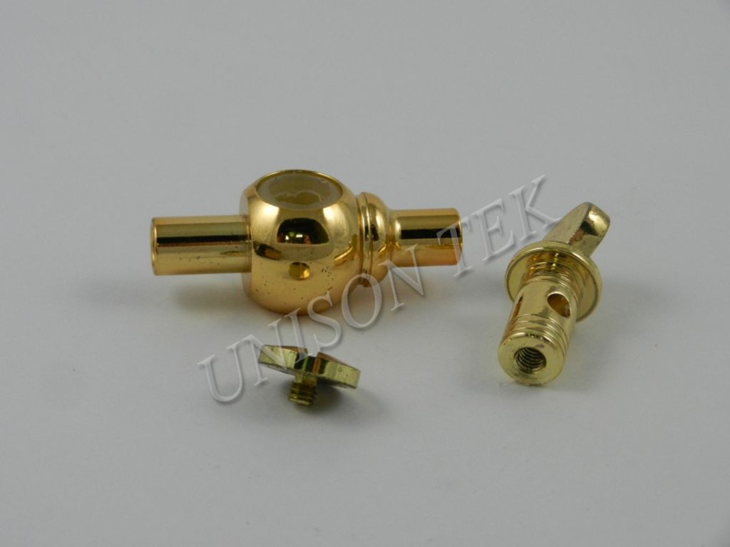 Gold-Plated Coffee Machine Part(1)