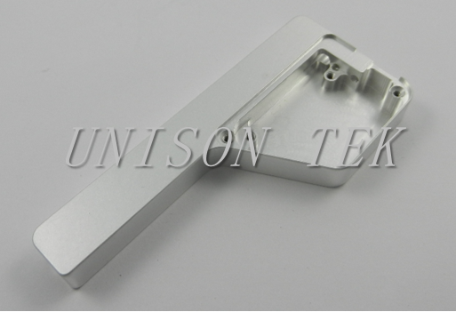 Precision CNC machined milling parts