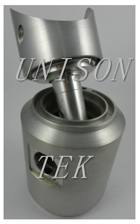 Precision CNC Milling Parts for Inspection Arm