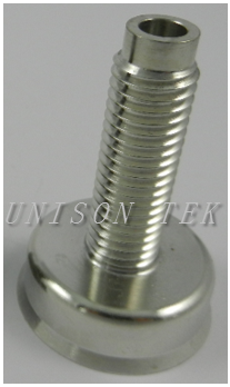 Precision Forging Part + CNC Turning for Process Knitting Equipment (Flared Terminal Cap)