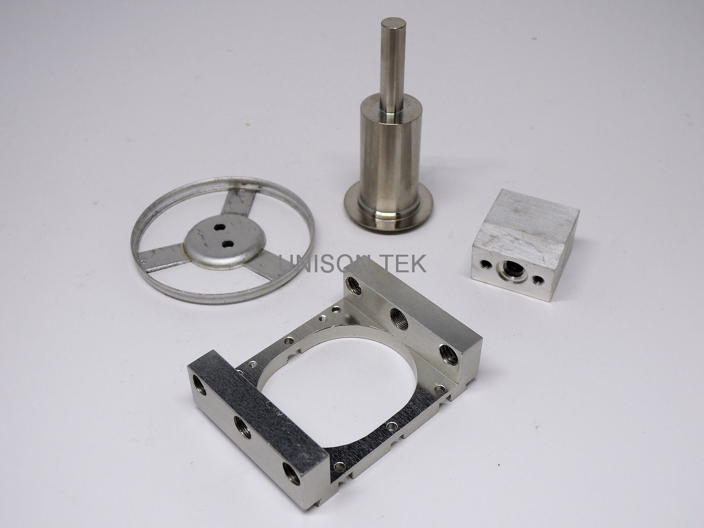 Unisontek CNC Precision Metal Parts