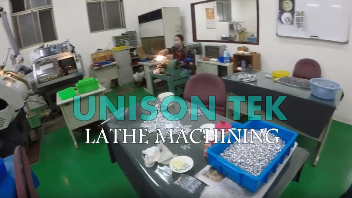 Unisontek Lathe Machining Facility