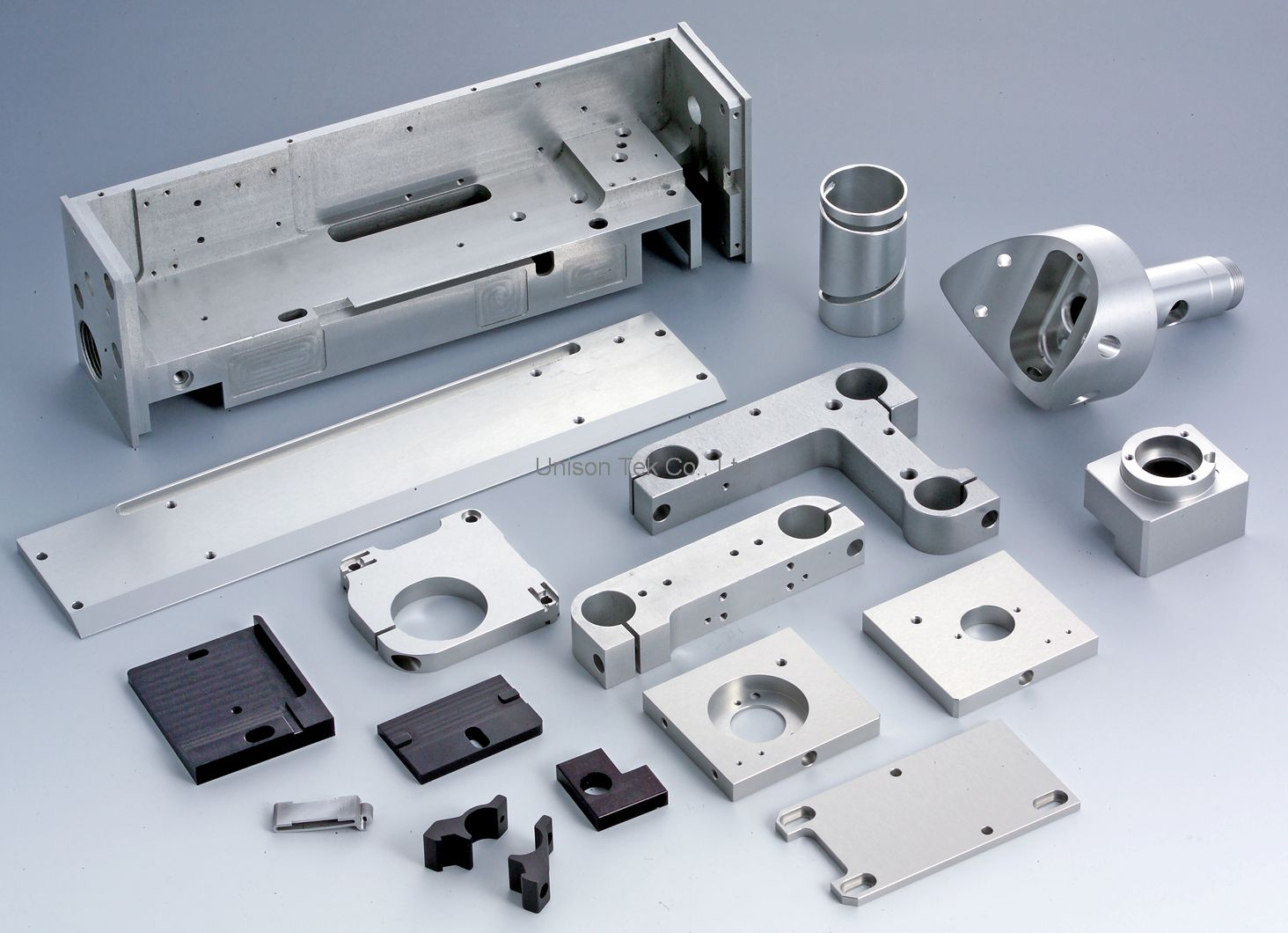 precision cnc milling parts from Unison Tek
