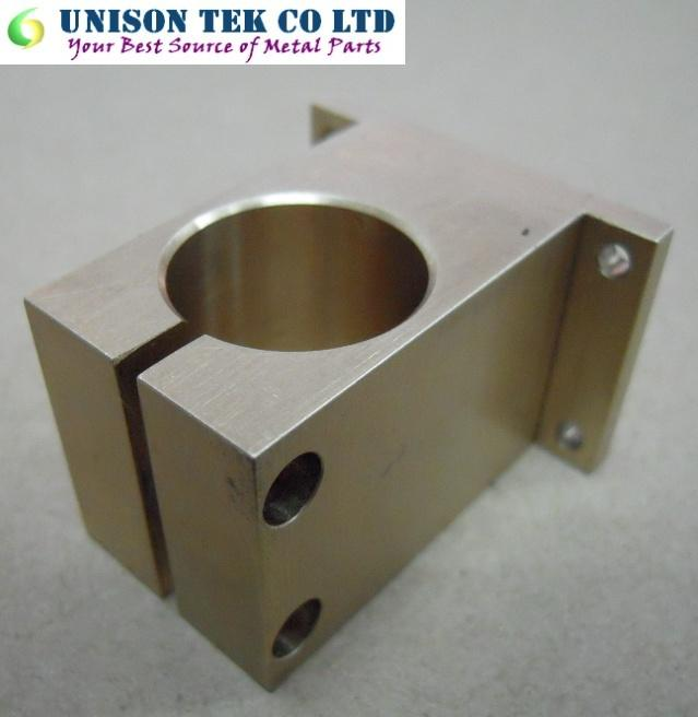 precision parts laser equipment parts brass