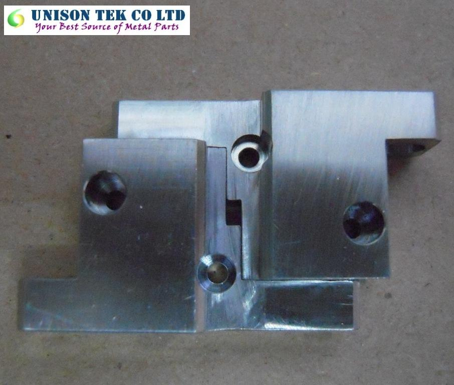 precision parts laser equipment parts steel